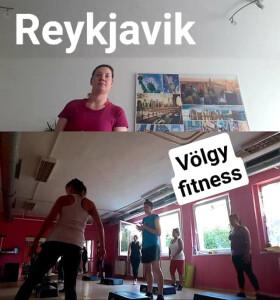 ÉLŐ Online jóga✅, aerobik✅, gerinctorna✅ vagy spinning✅ óra⁉️  A Völgy fitness az otthonodba hozza🏠 Völgy Fitness Veletek Èrtetek